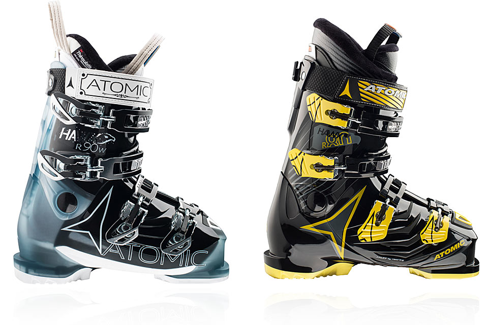NTC Skiing an Snowboard Boots