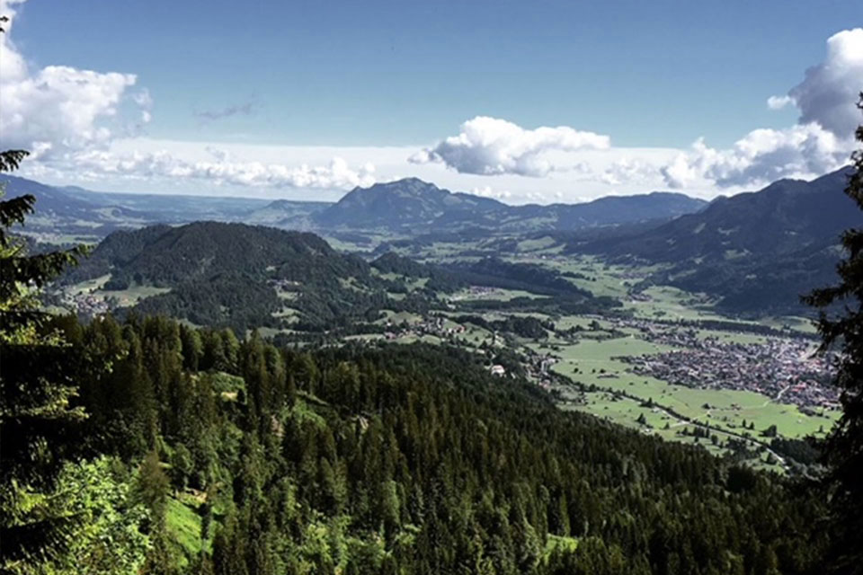 2 Countries // MTB to Kleinwalsertal