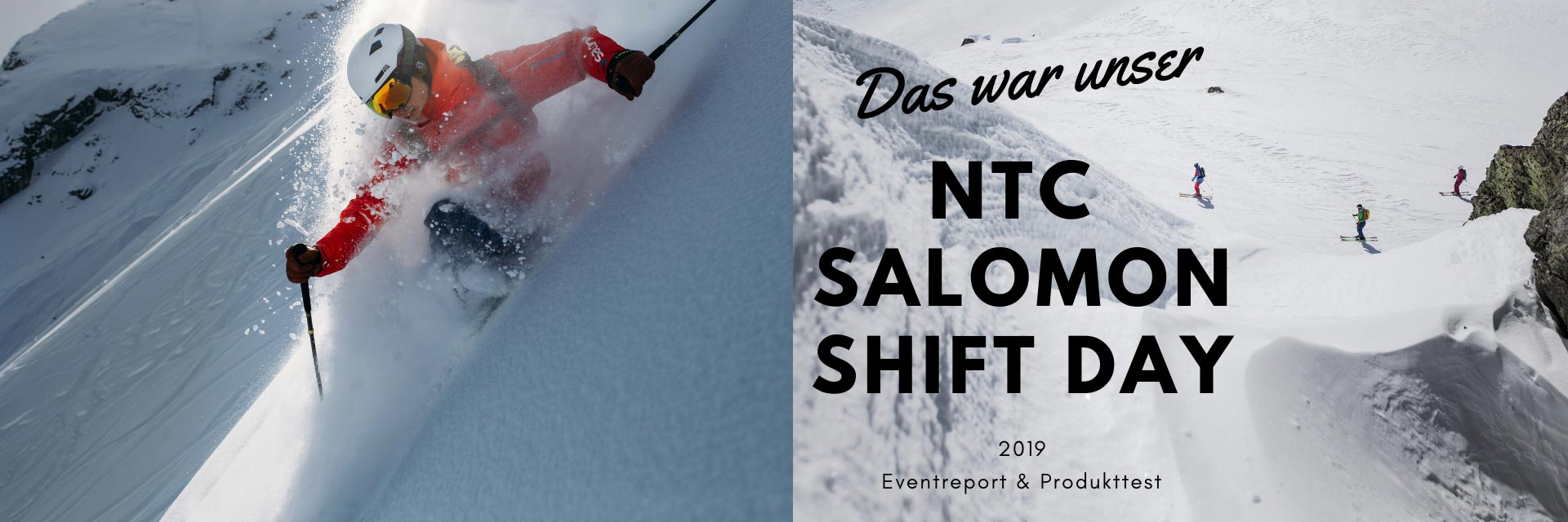 NTC Salomon Shift Day