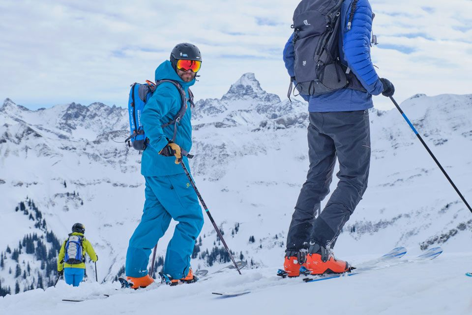 Ntc Salomon Shift Day Nebelhorn