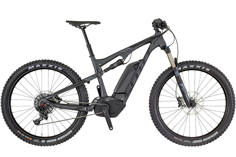 SCOTT E-Genius 730 Plus